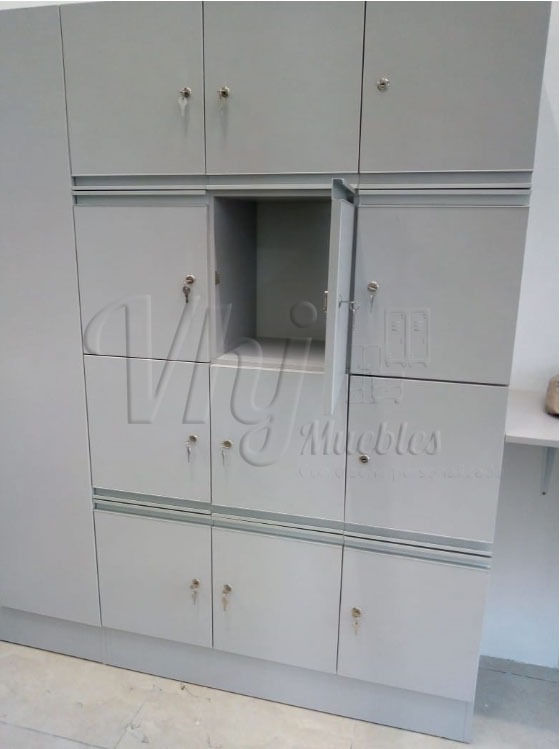 Locker de melamina