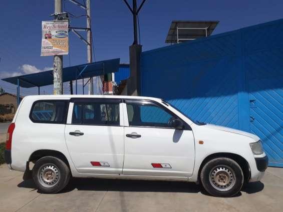 Toyota probox huancayo