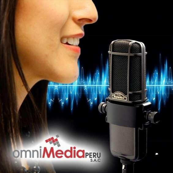 Audios de bienvenida para centrales telefonicas