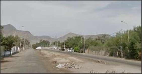 Terreno 5053 mts. pueblo de chilca