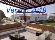 Casa de Playa en alquiler Verano 2020 en Asia (923-F-Ñ