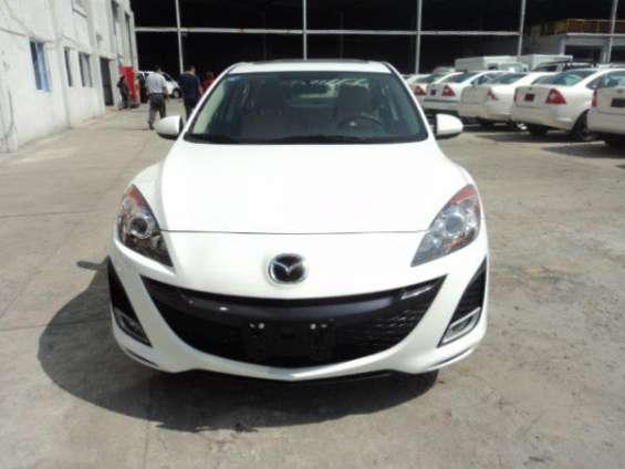 Fotos de Mazda 3 sedan año 2012 un solo dueño 3