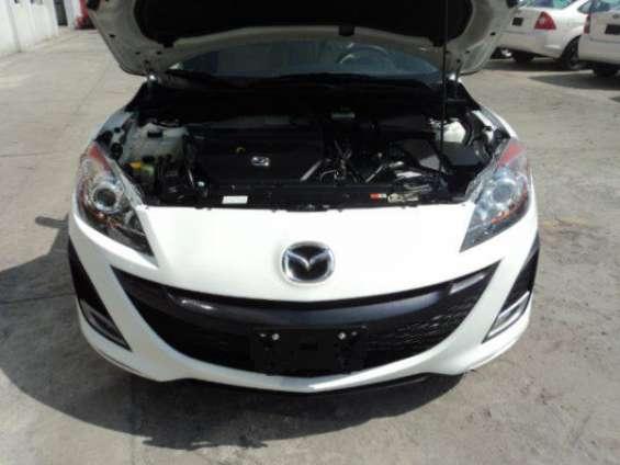 Fotos de Mazda 3 sedan año 2012 un solo dueño 9