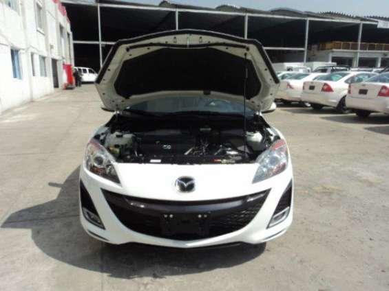 Fotos de Mazda 3 sedan año 2012 un solo dueño 4