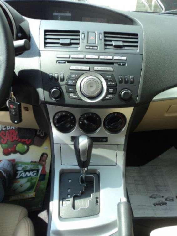 Fotos de Mazda 3 sedan año 2012 un solo dueño 5