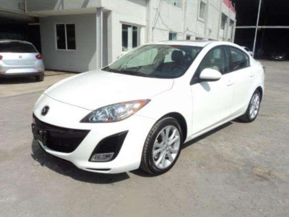 Fotos de Mazda 3 sedan año 2012 un solo dueño 13