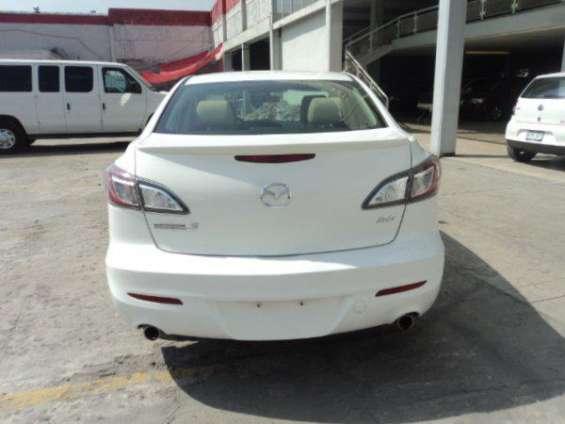 Fotos de Mazda 3 sedan año 2012 un solo dueño 14