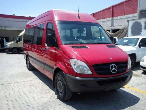 Fotos de Mercedes benz sprinter 2012 $12,000.00 7