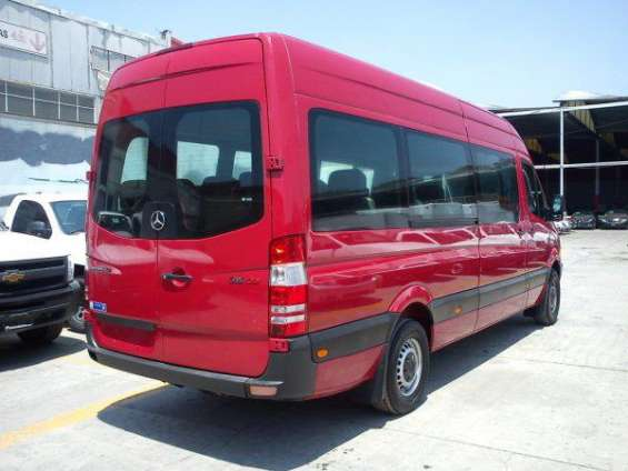 Fotos de Mercedes benz sprinter 2012 $12,000.00 6