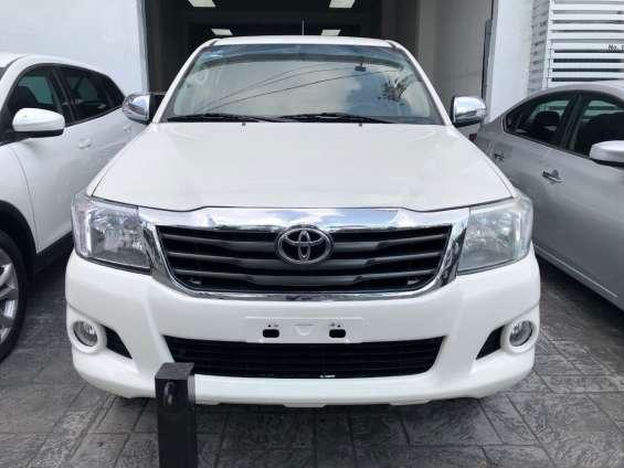 Fotos de Toyota hilux 2014 doble cabina buenas condiciones 5