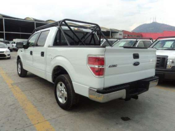 Fotos de Ford lobo 4x4 2012 4 puerta espectacular 10