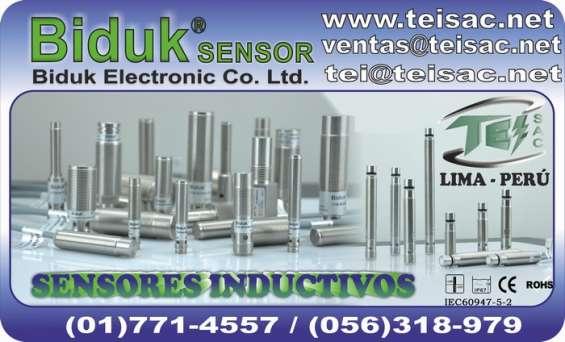 Venta sensores inductivos