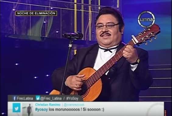Vive la musica criolla