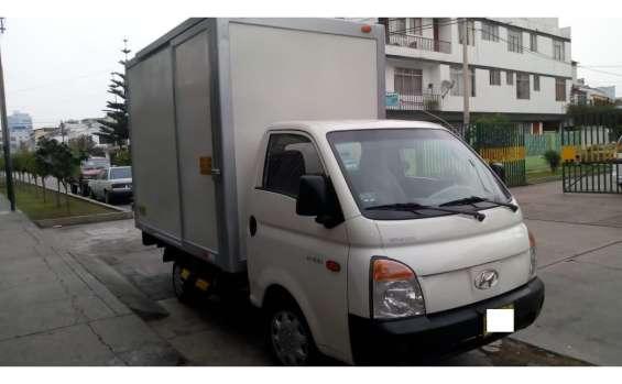 Hyundai h100..