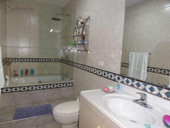 Fotos de Alquilo casa 1er piso con jardín 250 m2 surco (52-16-f-b 8