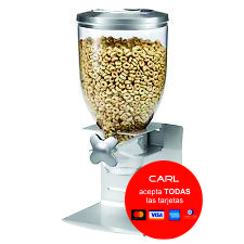Dispensador de cereal zevro
