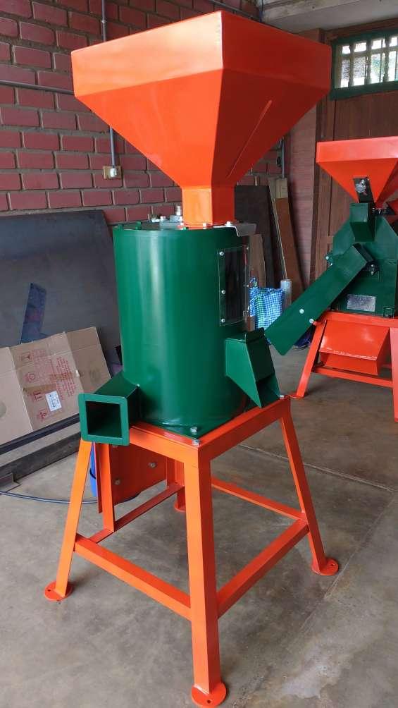 Fotos de Maquina peladora de trigo y cebada 3