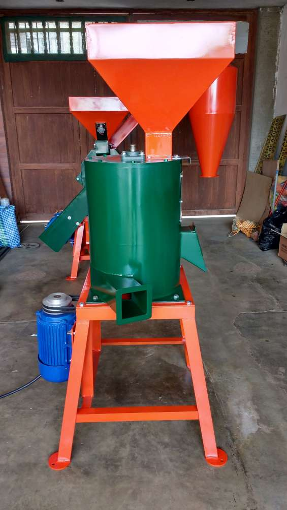 Fotos de Maquina peladora de trigo y cebada 2