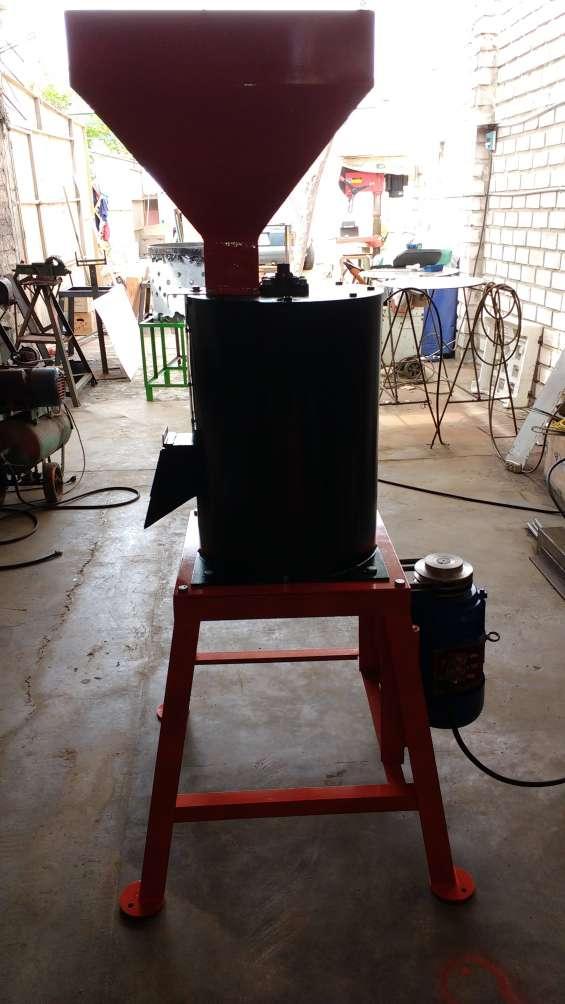 Fotos de Maquina peladora de trigo y cebada 6
