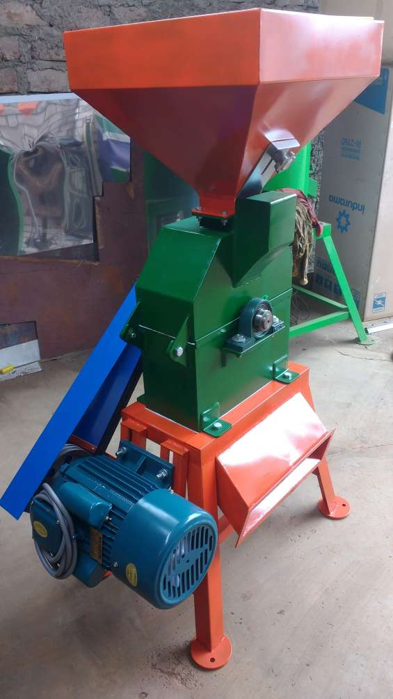 Fotos de Molino de grano industrial chico 1
