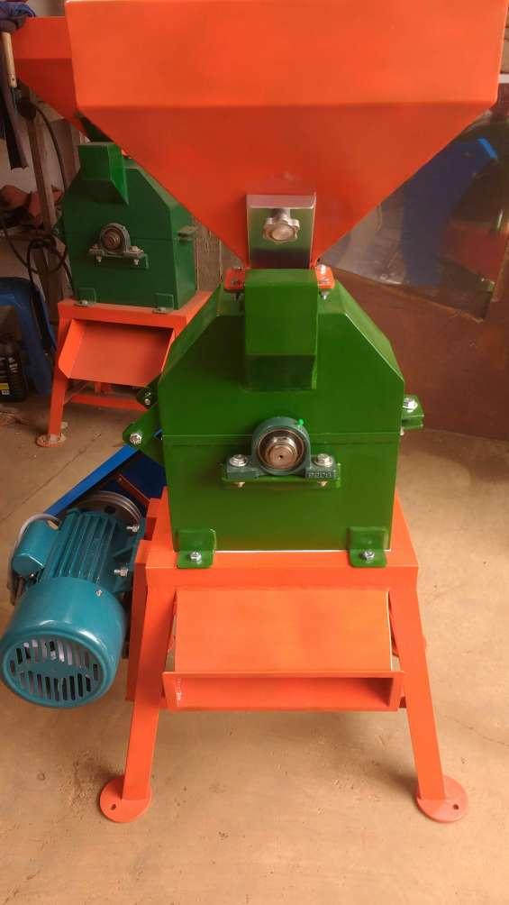 Fotos de Molino de grano industrial chico 6