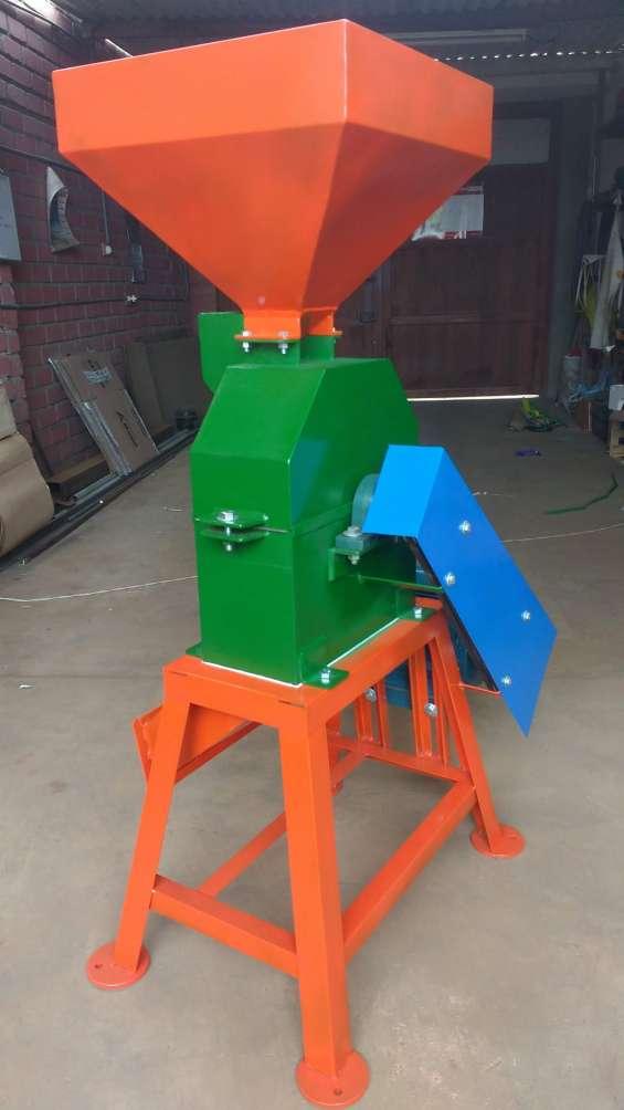 Fotos de Molino de grano industrial chico 2