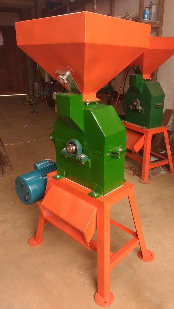 Fotos de Molino de grano industrial chico 5