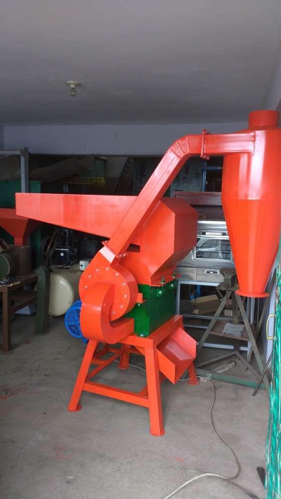 Fotos de Molino industrial grande 8