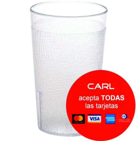Vasos copas garrafas de camwear policarbonato cambro