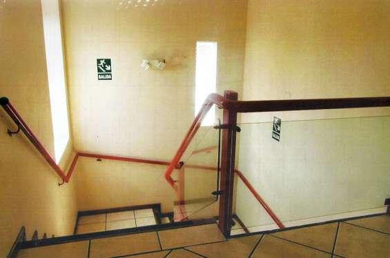 Fotos de Areas de escape reglamentadas