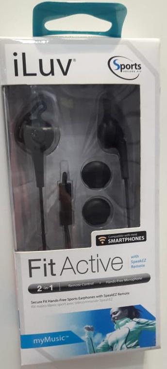 I luv fit active - audífonos