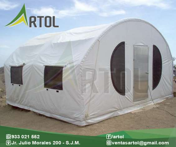 Campamentos mineros artol perú