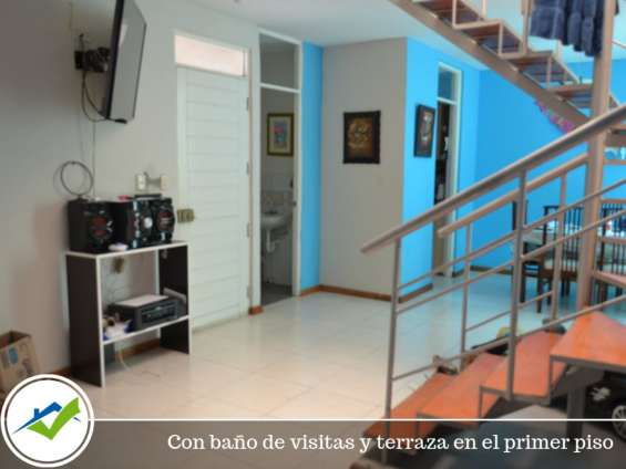 Fotos de Venta vivienda 02 pisos - urb. santa rosa country club, piura 3