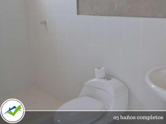 Fotos de Venta vivienda 02 pisos - urb. santa rosa country club, piura 8
