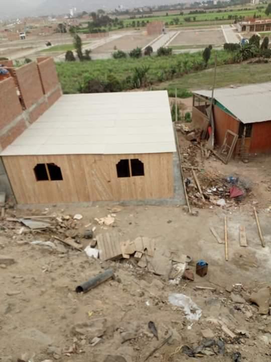 Decoracion para el hogar casas prefabricadas stand