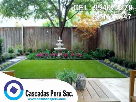 Grass artificial, hierba artificial, césped artificial decorativo