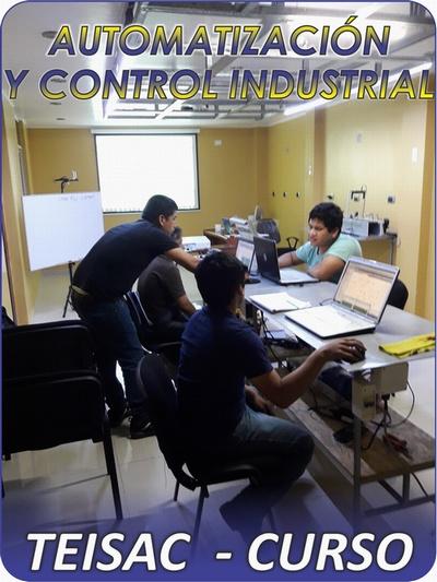 Fotos de Cursos de control en automatizacion industrial 2