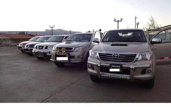Fotos de Toyota hilux4x4 srv.. 1