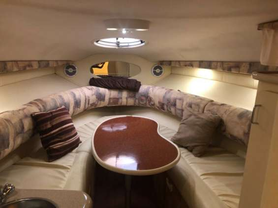 Fotos de Monterey 262 cruiser lancha rápida 4
