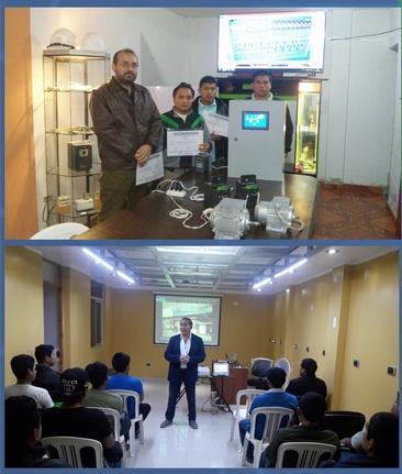 Fotos de Automatizacion cursos 2