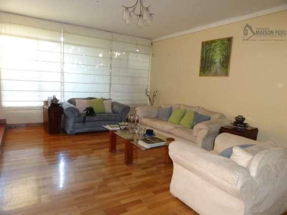 Fotos de Alquilo casa 1er piso con jardín 250 m2 surco (52-16.q-p 11