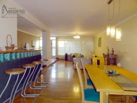 Fotos de Alquilo casa 1er piso con jardín 250 m2 surco (52-16.q-p 3