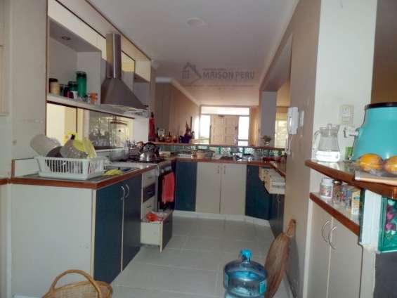 Fotos de Alquilo casa 1er piso con jardín 250 m2 surco (52-16.q-p 7