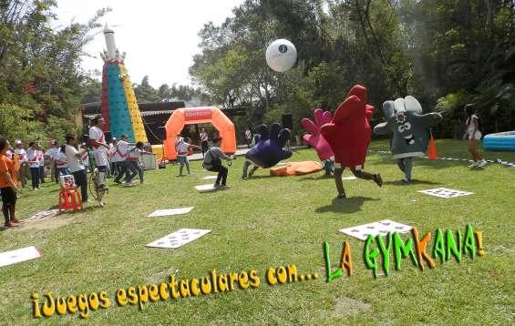 Fotos de Eventos de integración, eventos corporativos, campeonatos, gymkanas, jincanas y  6