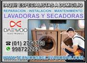 REPARACION DE SECADORAS DAEWOO 2761763-EN MIRAFLORES