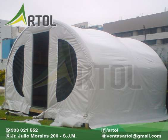 Fotos de Campamentos igluu - artol perú 3
