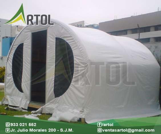 Fotos de Campamentos igluu - artol perú 4