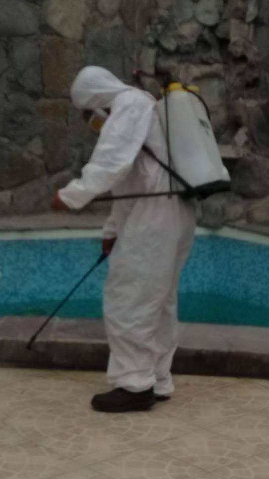 Fotos de Fumigacion, limpieza de cisterna y tanque, control de plagas 3
