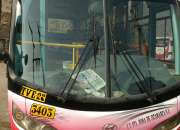 Venta de bus hyundai county  euro iii