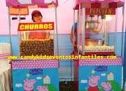 Alquiler de Carritos Snacks lima